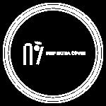 White logo – no background