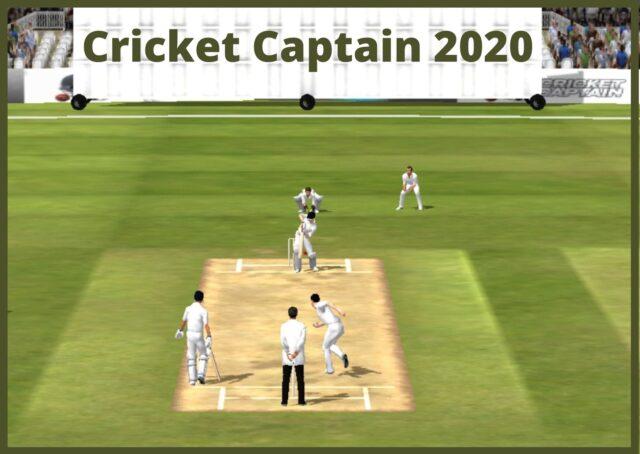Cricket Captain