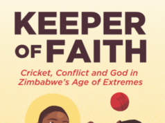 Keeper of Faith book