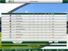 Fantasy T20 table