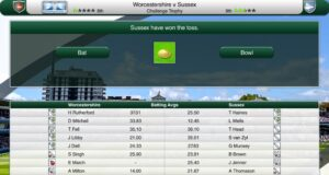 Fantasy cricket Challenge Worcestershire
