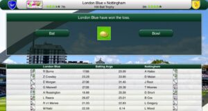 Fantasy cricket Nottingham Hundred